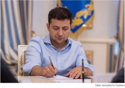 Зеленский подписал указ о неотложных мерах по проведению реформ, направленных на экономический рост