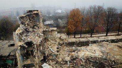 В центре Одессы разбирают бывший ювелирный завод, скоро здесь будет высотка ВИДЕО
