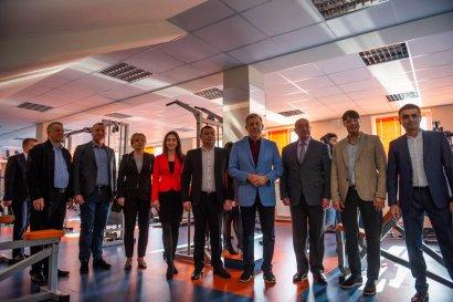 Одесская Юракадемия подписала меморандум о сотрудничестве с Федерацией бадминтона Украины