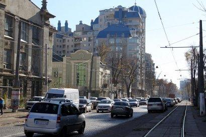 Французский бульвар.