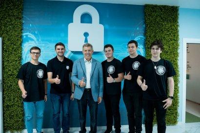 В Одесской Юракадемии стартовал Чемпионат по компьютерной игре «DOTA-2»