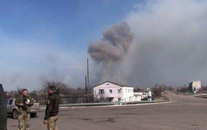 В Балаклее в результате взрывов погибли двое военных