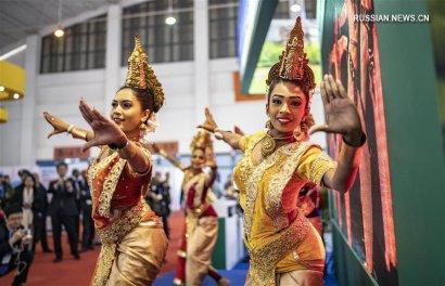 В Куньмине открылась Китайская международная туристическая ярмарка -- 2019