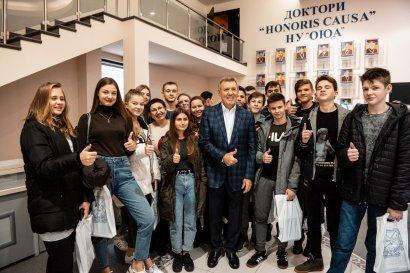День открытых дверей в Одесской Юракадемии:  абитуриенты ознакомились с перспективными направлениями обучения
