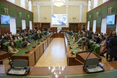 Европарламентарий Ребекка Хармс ознакомилась с работой проекта «Зеленый университет»
