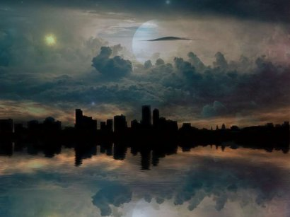 Украина собирается строить город на Луне (видео)