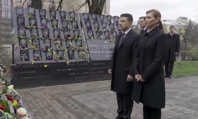 Зеленский о делах Майдана: виновные обязательно должны получить наказание