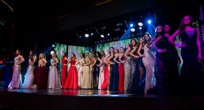 Полуфинал конкурса «Мисс Академия-2020»: участницы продемонстрировали свои таланты и яркие постановки