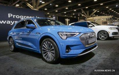 Audi запустила в Китае две новые модели внедорожников
