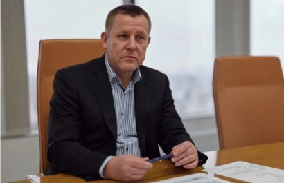"""Глава правления """"ПриватБанка"""" Петр Крумханзл попал в больницу"""