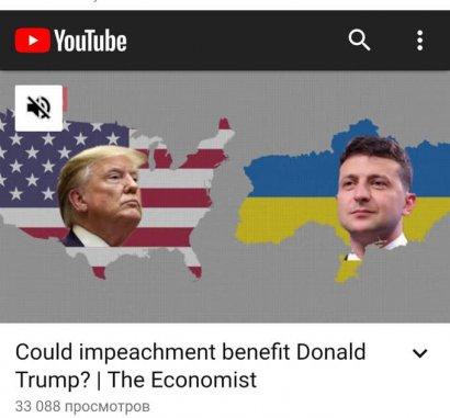 The Economist показал видео с Украиной без Крыма