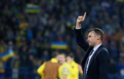 Андрей Шевченко попал в десятку лучших тренеров национальных сборных мира