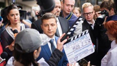 На сайте Кремля вместо фото Зеленского поставили Голобородько