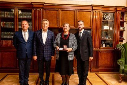 Одесская юридическая академия продолжает расширять связи с иностранными университетами