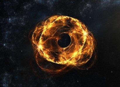 """Астрономы обнаружили """"невозможную"""" черную дыру"""