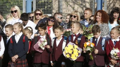 Школьное образование в Украине ниже среднего