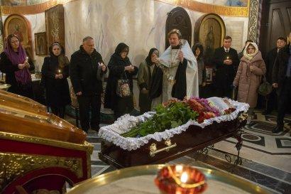 В Одесской Юракадемии простились в выдающимся ученым