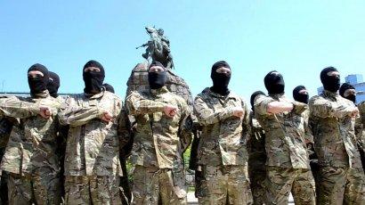 Добровольцы получили статус участников боевых действий