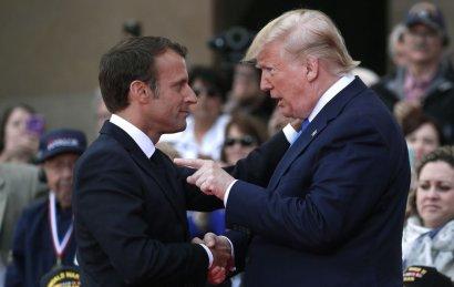 Трамп предложил Макрону забрать боевиков ИГИЛ во Францию