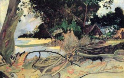 Картина Гогена продана на аукционе за 9,5 миллиона евро