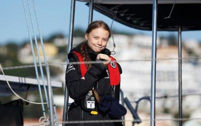 Эко-активистка Грета Тунберг удостоена альтернативной Нобелевской премии (видео)