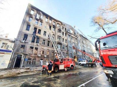 Сергей Кивалов вновь предложил помощь пострадавшим в результате трагического пожара