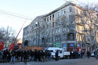 Трагедия в Одессе: началась поисковая операция.