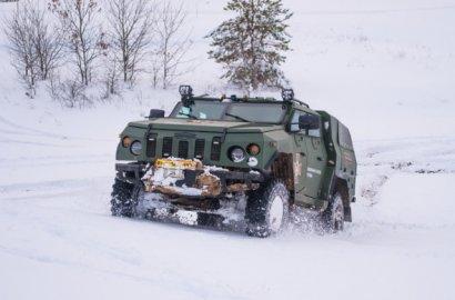 В Украине выпустят мощный внедорожник на базе военного автомобиля