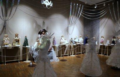 Одесситы могут увидеть 100 коллекционных кукол