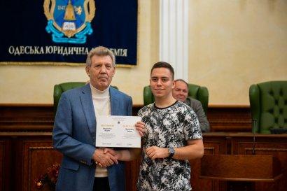 Обучающий визит: студенты Одесской Юракадемии посетили Венский университет, ОБСЕ и ООН