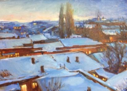 «Зимняя страна мечты» в Летнем театре Горсада