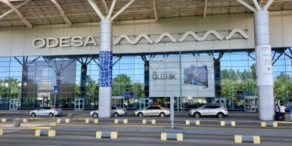Через месяц все авиакомпании начнут работать в новом терминале аэропорта «Одесса»