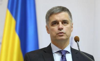 Глава МИД Украины объяснил, почему украинцев обязали использовать загранпаспорт при пересечении границы с РФ