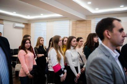 Одесская юридическая академия открыла две кафедры в Пятом апелляционном административном суде
