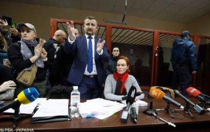 Полиция установила подозреваемого в нападении на журналистов на суде по делу Шеремета