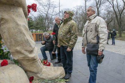 Ветераны-афганцы почтили память сослуживцев