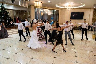 В Одесской Юракадемии прошел благотворительный студенческий бал