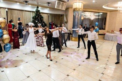 Благотворительный студенческий бал в Одесской Юракадемии
