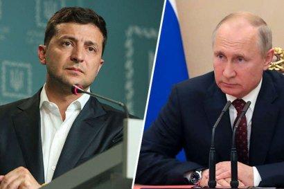 Зеленский поговорил с Путиным: поздравили друг друга и обсудили новый обмен