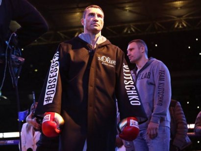 Ломаченко и Кличко оказались в десятке лучших боксеров десятилетия