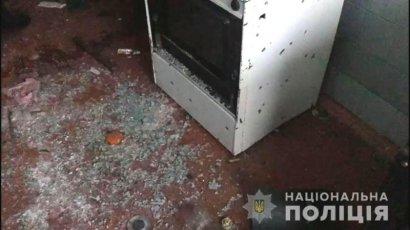 Взрыв в Одессе: пострадали три человека