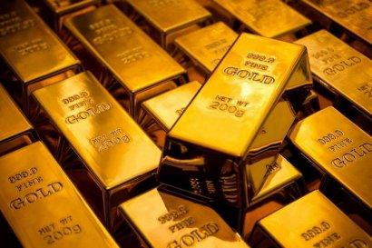 Золото дорожает из-за усиления конфликта между США и Ираном