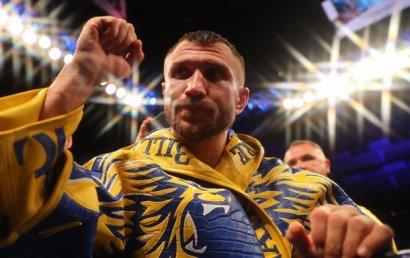 Василий Ломаченко назван лучшим боксером мира