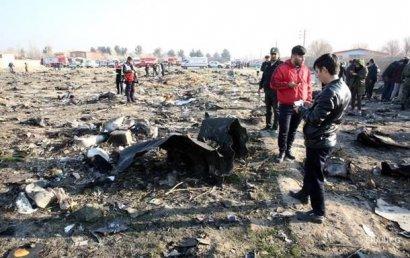 Расследование катастрофы в Иране займет год-два