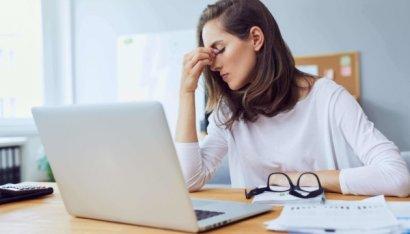 В прошлом году половина украинцев пережили стрессовую ситуацию