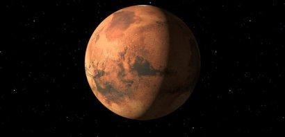С поверхности Марса неожиданно быстро исчезает вода – ученые