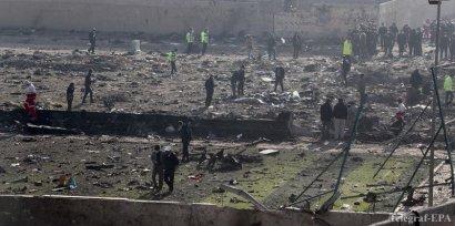 Пристайко об авиакатастрофе в Иране: Мы не отбрасываем ни одну из версий