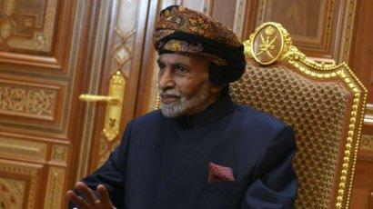 Умер султан Омана, в котором отдыхал Зеленский