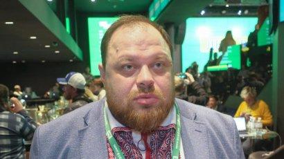 Стефанчук рассказал, когда закон о референдуме появится в Раде