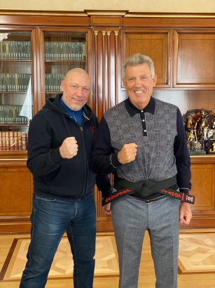 Сергей Кивалов стал почетным членом Всемирной организации Айкитэдо